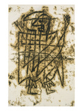 Figurine Der Tod, 1927 G.8 Reproduction procédé giclée par Paul Klee