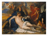 The Lamentation of Christ, 1634 Prints by Anthonis van Dyck