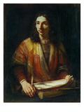 St. John the Evangelist Art by  Rembrandt van Rijn