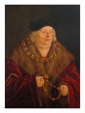 Albrecht Iv., Der Weise (1447-1508) Giclee Print by Barthel Beham