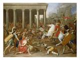 Die Zerstoerung Des Tempels in Jerusalem Durch Titus Prints