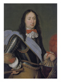 Portrait of Ferdinand Maria, Elector of Bavaria, 1674 Giclee Print by Paul Mignard