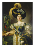 Maria Franziska of Braganza and Bourbon Posters by Vicente Lopez y Portana