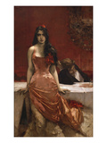 Circe. the Temptress Giclee Print by Charles Hermans