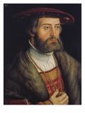 Wilhelm Iv. Duke of Bavaria, 1493-1550 Giclee Print by Barthel Beham