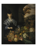 The Month of September Giclee Print by Joachim Von Sandrart