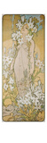 The Lily, 1898 Giclee Print by Alphonse Mucha
