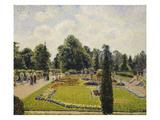 Kew Gardens, 1892 Giclée-Druck von Camille Pissarro