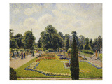 Kew Gardens, 1892 Giclee Print by Camille Pissarro