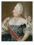 Katharina Ii., die Grosse Giclee Print by Joseph Lander