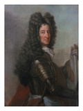 Elector Max Emanuel of Bavaria, about 1710/1720 Giclee Print by Joseph Vivien