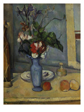 The Blue Vase, about 1885/1887 Posters by Paul Cézanne