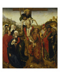 Descent from the Cross Giclee Print by Vranck van der Stock