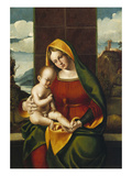 Virgin and Child Giclee Print by Cima da Conegliano