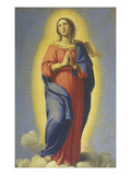 Immaculate Conception Giclee Print by  Giovanni Battista Salvi da Sassoferrato