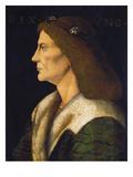Koenig Matthias (I.), Corvinus, Von Ungarn (1443-1490) Posters by Andrea Mantegna
