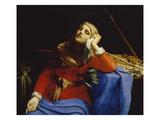 Die Schmerzhafte Muttergottes Giclee Print by Guido Cagnacci