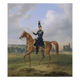Prinz Luitpold Von Bayern Als Hauptmann des Koenigl, 1.Feldartillerieregiments Giclee Print by Albrecht Adam