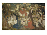 Last Judgement Posters by Dieric Bouts