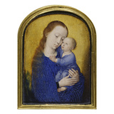 Madonna with Child Prints by Gerard David