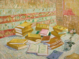 The Yellow Books Giclee Print by Vincent van Gogh