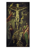 The Crucifixion. after 1590 Posters by  El Greco