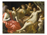 The Four Seasons, about 1618/20 Prints by Guido Reni
