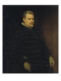Bildnis Eines Herrn (Wahrscheinlich Des Oberjaegermeisters Juan Mateos), 1631/32 Prints by Diego Velázquez