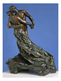 La Valse Reproduction proc&#233;d&#233; gicl&#233;e par Camille Claudel