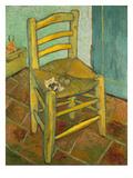 Van Gogh's Chair, 1888/89 Giclee Print by Vincent van Gogh