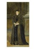 Veronika Voehlin. (See Image Number 6999) Giclee Print by Lambert Sustris