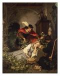 Dornroeschen Und Der Prinz Giclee Print by Roland Risse