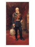 Portrait of Prince Regent Luitpold of Bavaria, 1902 Giclée-Druck von Friedrich August Von Kaulbach