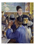 The Waitress, 1879 Prints by Edouard Manet