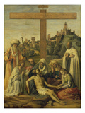Deposition from the Cross Giclee Print by Cima da Conegliano