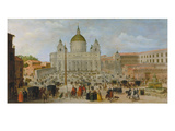 St. Peter, Rome, 1632 Giclee Print by Jakob Isaaksz Swanenburgh