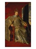 Koenig Sigismund Von Polen (Vladislaus Iv Wasa) 1566-1632 Giclee Print by  School of Peter Paul Rubens