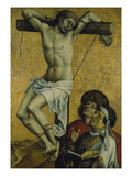 The Thief to the Left of Christ Giclee Print by  Master of Flemalle