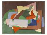 Reclining Nude, 1925 Giclée-Druck von Georges Valmier