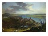 Die Belagerung Von Ofen Giclee Print by Joachim Franz Beich