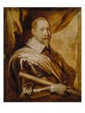 Gustav Adolf Von Schweden Print by Anthonis van Dyck