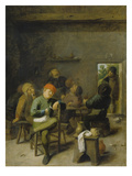 The Tavern, about 1635 Giclee Print by Adriaen Brouwer