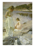 The Bathers, 1889 Giclee Print by Anders Leonard Zorn