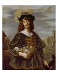 Der Monat April, 1643 Giclee Print by Joachim Von Sandrart