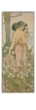 The Carnation, 1898 Giclee Print by Alphonse Mucha