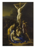 Crucifixion Prints by Adriaan van der Werff