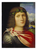 Portrait of a Youth Giclee Print by Palma Il Vecchio