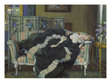 Repose Giclee Print by Konstantin Somow