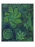Deep Within the Woods, 1939 Reproduction procédé giclée par Paul Klee