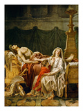 Die Trauer Der Andromache, 1783 Giclee Print by Jacques Louis David